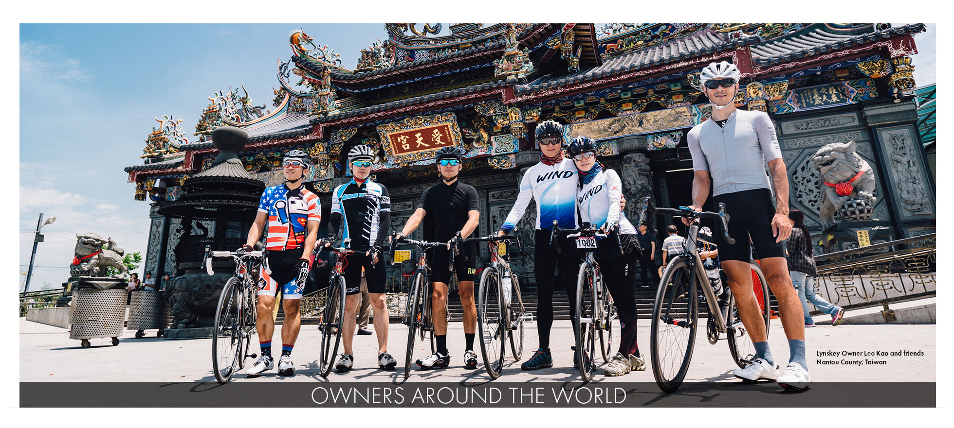 Owners Around The World