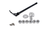 Lynskey Road-Disc Thru Axle conversion kit with 12 x 142 axle