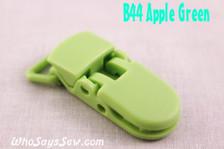 B44 KAM plastic resin dummy clips 2cm Who Says Sew