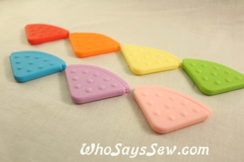 Any 10 Teething Corners for only $7.5