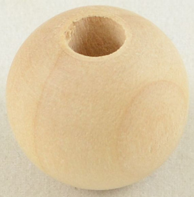 Dowel Cap 1 inch with 1/4 inch hole