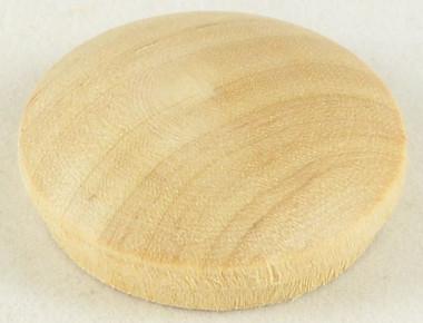 3/8 in. Mushroom Button Birch