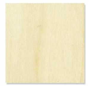 Plywood Square in Various Sizes and Thicknesses