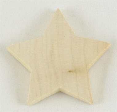 2.25 Inch Sculpted Star