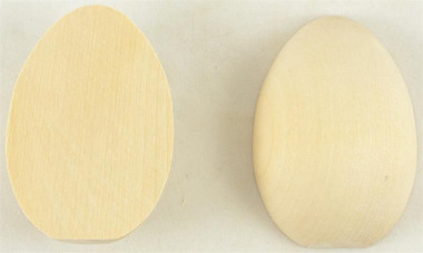 Pigeon Egg Split 1-5/8 inch x 1/2 inch thick