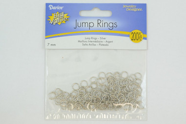 """7mm or 1/4"""" Jump Ring"""