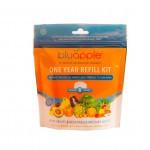 BLU2 BluApple 1-Year Refill Kit