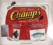 2015/16 Upper Deck Champs Hockey Hobby Box