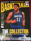 Beckett Monthly - 2016 Basketball (December)