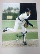 BILL CAMPBELL - Chicago Cubs - AUTOGRAPHED 8x10
