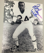 """FRED """"THE HAMMER"""" WILLIAMSON - AUTOGRAPHED 8x10 (Posing)"""