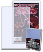 BCW 7.5x11x5mm Comic Book Topload Holder 10 Pack