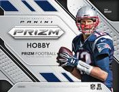 2018 Panini Prizm Football Hobby 12 Box Case