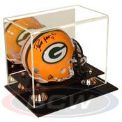 BCW Acrylic Mini Helmet Display - With Mirror AD02