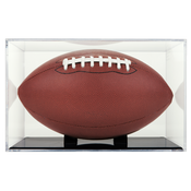 BallQube Football Holder Grandstand with UV Case of 4