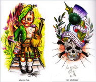 A Wee Book of Scottish Tattoo Art