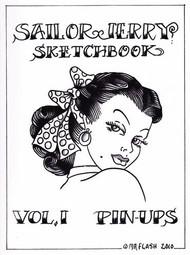 Sailor Jerry Sketchbook Vol. 1, Pin-Ups