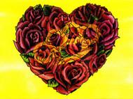 Dave Bobrick Greeting Card - No Thorns