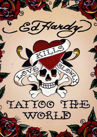 Ed Hardy: Tattoo the World DVD