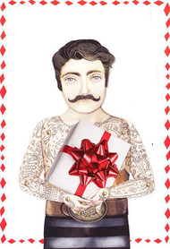 Sir Craig with Gift Greeting Card