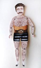 Sir Craig Paper Puppet