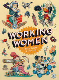 Working Women: The New Pin-Up: Temporary Tattoos