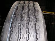 (8-Tires) Retreads 255/70r22.5 truck trailer hi-way recaps 255/70/22.5 25570225