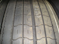 (4-Tires) 295/75r22.5 tires TR100 trailer tire 14 ply rated Double Coin 29575225