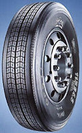 (4-Tires) 285/75r24.5 GF517 trailer radial truck tire 28575245 14 ply rating