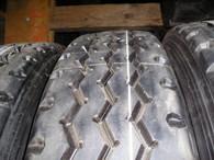 (8- Tires ) Retreads 11R24.5 Spread Axle trailer tire recap 11/24.5 Radial 11245
