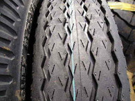 (2-Tires) 7-14.5 tires Trailer Express 12PR tire 7/14.5 with scuff blocker 7145