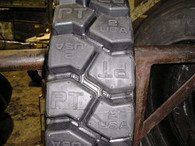 7.00-12 tires Power Trak Solid retread forklift tire 7.00/12 recap 70012