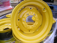 New Holland L35 L-465 LX-465 L-555 skidsteer wheels / rims for tire size 10-16.5 10165