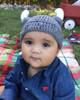 Crochet Viking Hat, Baby crochet viking hat, Tiny Viking, Future viking hat, my daddy is a viking, baby viking hat
