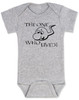 the boy who lived baby onesie, funny harry potter baby onesie, baby gift for harry potter fans, the sperm who lived baby onsie, funny sperm baby onesie, Harry Potter infant bodysuit, snuggle this muggle, Hogwarts baby gift, grey