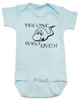 the boy who lived baby onesie, funny harry potter baby onesie, baby gift for harry potter fans, the sperm who lived baby onsie, funny sperm baby onesie, Harry Potter infant bodysuit, snuggle this muggle, Hogwarts baby gift, blue