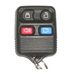 Replacement for Ford Lincoln Mercury Keyless Remote 4 button