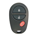 Toyota Keyless Remote for Tundra, Tacoma,  Highlander, Sienna