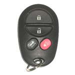Toyota Avalon & Solara Keyless Entry Remote Key Fob
