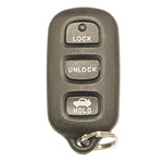 Toyota Keyless Entry Remote 4 Button Trunk - TOY8401_A