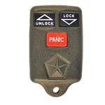 Jeep Chrysler Dodge Keyless Remote