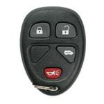 GM Keyless Remote 4 Button Side Door