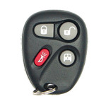 Chevrolet Express & GMC Savana Keyless Remote - GM3600_B
