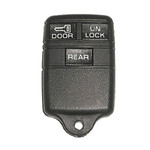 GM Keyless Entry Transmitter 3 Button - GM3065_B