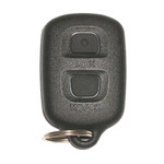 Chevrolet Prizm Keyless Entry Remote 2 Button - TOY8435_B
