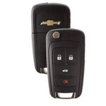 Chevrolet Fip Key Remote 4 Button