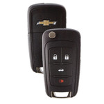 Chevrolet PEPS Remote Key 4 Button