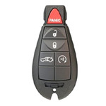 Dodge OEM Refurbished Keyless Entry Remote Key Fob FOBIK  NON-PROX  5B