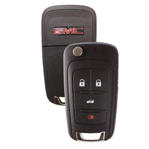 fob gmc key replacement car