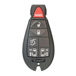 Refurbished OEM Dodge Keyless Remote Key Fob FOBIK NON-PROX 6 Button